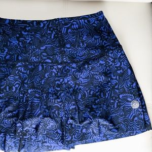 lululemon athletica Skirts - Rare Lululemon 💛 Tennis skirt Seawheeze  EUC